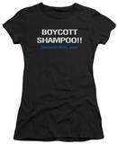 Juniors: Boycott Shampoo T-shirts