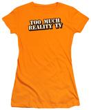 Juniors: Reality TV T-shirts