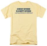 Happy Kitchen T-Shirt
