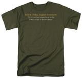 Skip English T-shirts