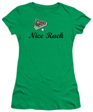 Women's: Nice Rack (Slim Fit) T-shirts