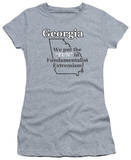 Juniors: Georgia Shirts