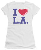 Juniors: I Heart L.A. Shirts
