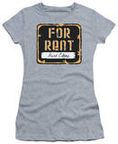 Juniors: For Rent Shirts