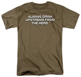 Drink Upstream Shirts