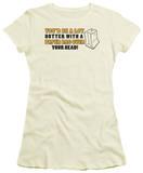 Juniors: Paper Bag Shirt