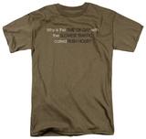 Rush Hour Shirts