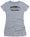 Juniors: Dept. of Redundancy T-Shirt
