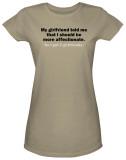 Juniors: More Affectionate T-Shirt
