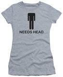 Juniors: Needs Head T-Shirt