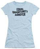 Juniors: Opportunistic Annoyer T-Shirt