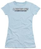 Juniors: Balanced Diet T-Shirt