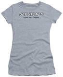 Women&#39;s: Get Stoned (Slim Fit) T-shirts