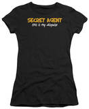 Juniors: Secret Agent T-Shirt