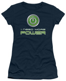Juniors: More Power Camiseta