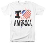 I Heart America T-shirts