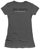 Juniors: Disc Jockeys Do It T-Shirt