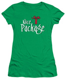 Juniors: Nice Package T-Shirt