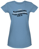 Juniors: Kleptomania T-Shirt