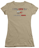 Juniors: I Like Cats Too T-Shirt