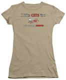 Juniors: I Like Cats Too T-Shirt