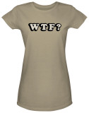 Juniors: WTF T-Shirt