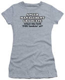 Juniors: Anger Management T-shirts