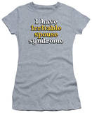 Juniors: Irritable Spouse T-shirts