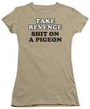 Juniors: Take Revenge T-shirts