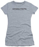 Women's: Consultants Tell Others (Slim Fit) T-shirts