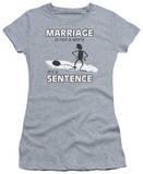 Juniors: Marriage Sentence Shirt