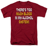 Alcohol System Shirts