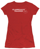 Juniors: Classically Trained Shirts