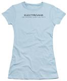 Juniors: Electricians Do It T-shirts