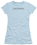 Women's: Electricians Do It (Slim Fit) T-Shirt