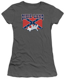 Juniors: Dixie Land T-shirts