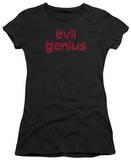 Juniors: Evil Genius T-shirts