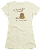Juniors: Busy Beaver T-Shirts