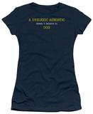 Juniors: Dyslexic Agnostic T-shirts