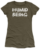 Juniors: Humid Being Shirt