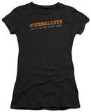 Juniors: Journalists Do It T-shirts