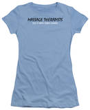 Juniors: Massage Therapists Shirts