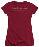 Juniors: Within Your Income T-shirts