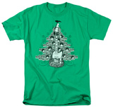 Rockin Christmas T-shirts