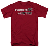 Just Don't Care T-Shirt