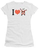 Juniors: I heart Santa Vêtements