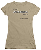 Juniors: I Had Amnesia Shirt