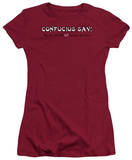 Juniors: Confucius SayDrive Like Hell Shirts