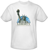 Liberty and Justice T-shirts