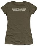 Juniors: Eat a Live Toad T-Shirt